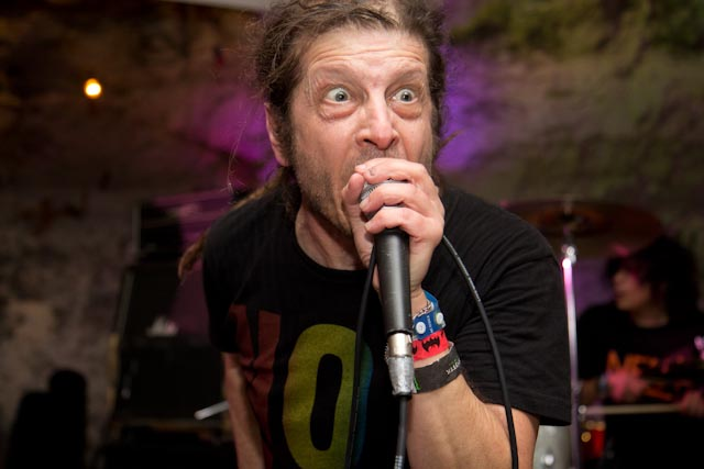 OFF! Singer Keith Morris